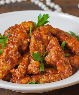 How to Make Boneless Chicken Wings with