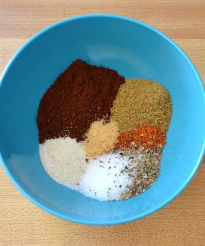 Homemade Chili Seasoning Recipe