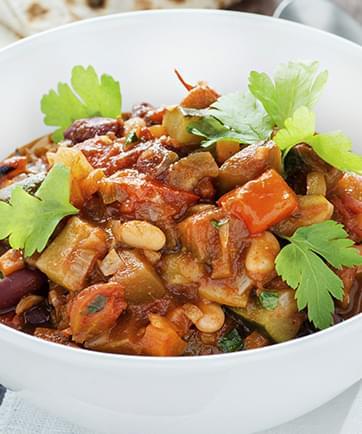 Vibrant Vegetable Chili Recipe