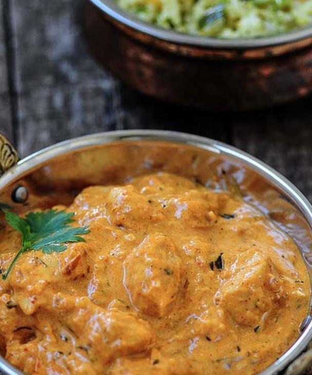 Indian Butter Chicken Masala Recipe