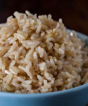 To Cook Brown Rice In The Microwave Recipe