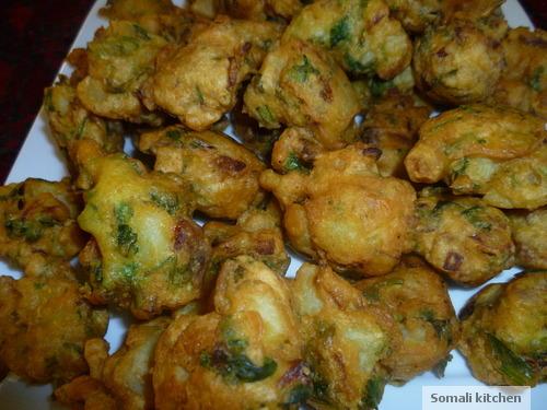 Chickpea And Potato Bhajia Recipe