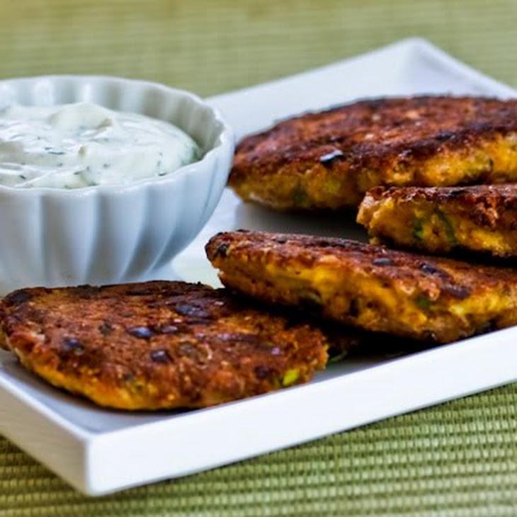 Dish Salmon Croquettes: Salmon Patties Recipe