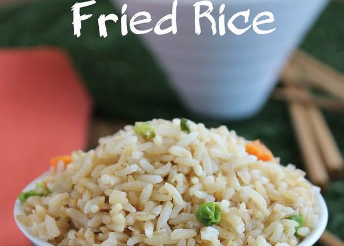 Panda Express Copycat Fried Rice