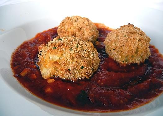 Arancini (Italian Rice Balls)