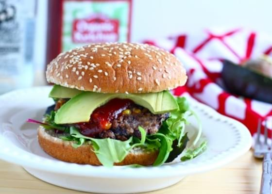 Boyfriend-Approved Spicy Black Bean Burgers