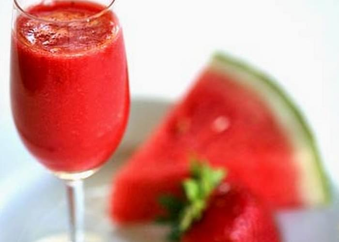 Strawberry Watermelon Agua Fresca