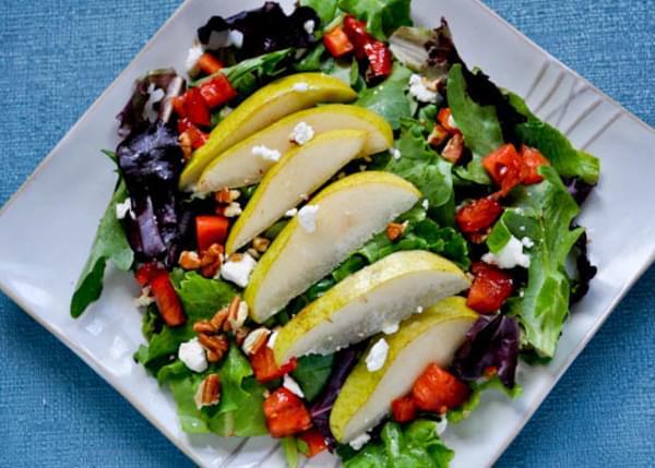 Pear-adise Salad