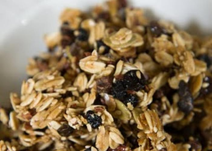 Blueberry Granola