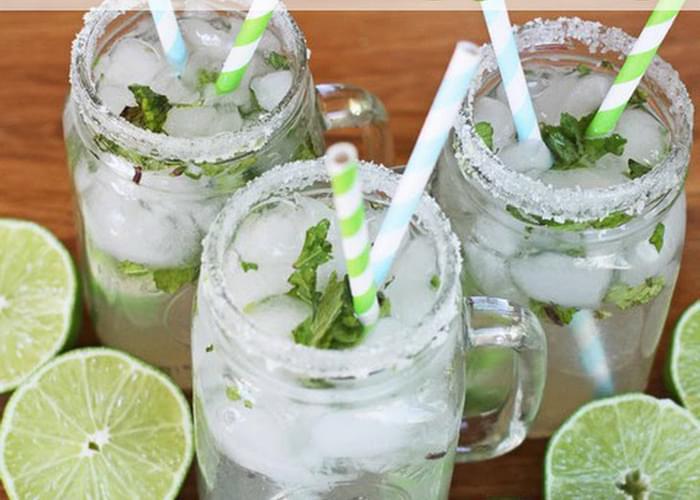 Cafe Rio Copycat Mint Limeade