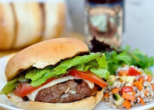 How to Grill Really Juicy Burgers