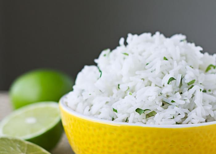 Chipotle Cilantro-Lime Rice {Copycat Recipe}