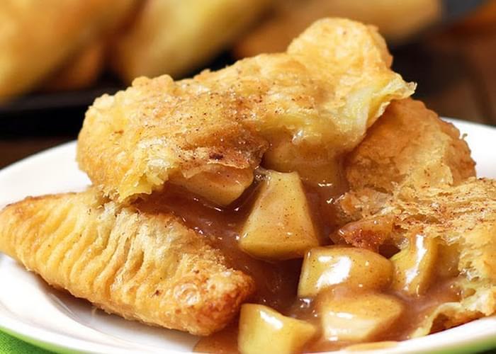 McDonald's Copycat Fried Apple Pies