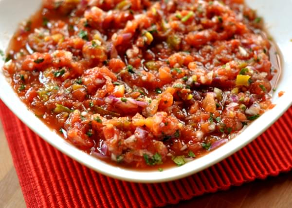 Divine One-Minute Salsa