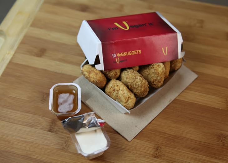 Chicken McNuggets (VIDEO)